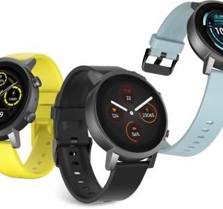 Mobvoi lance la TicWatch E3 : du NFC et de nouvelles apps pour la santé
