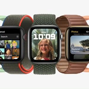 watchOS 8 : Breathe app, Apple fitness +, photos… l'Apple Watch fait le plein de nouveautés
