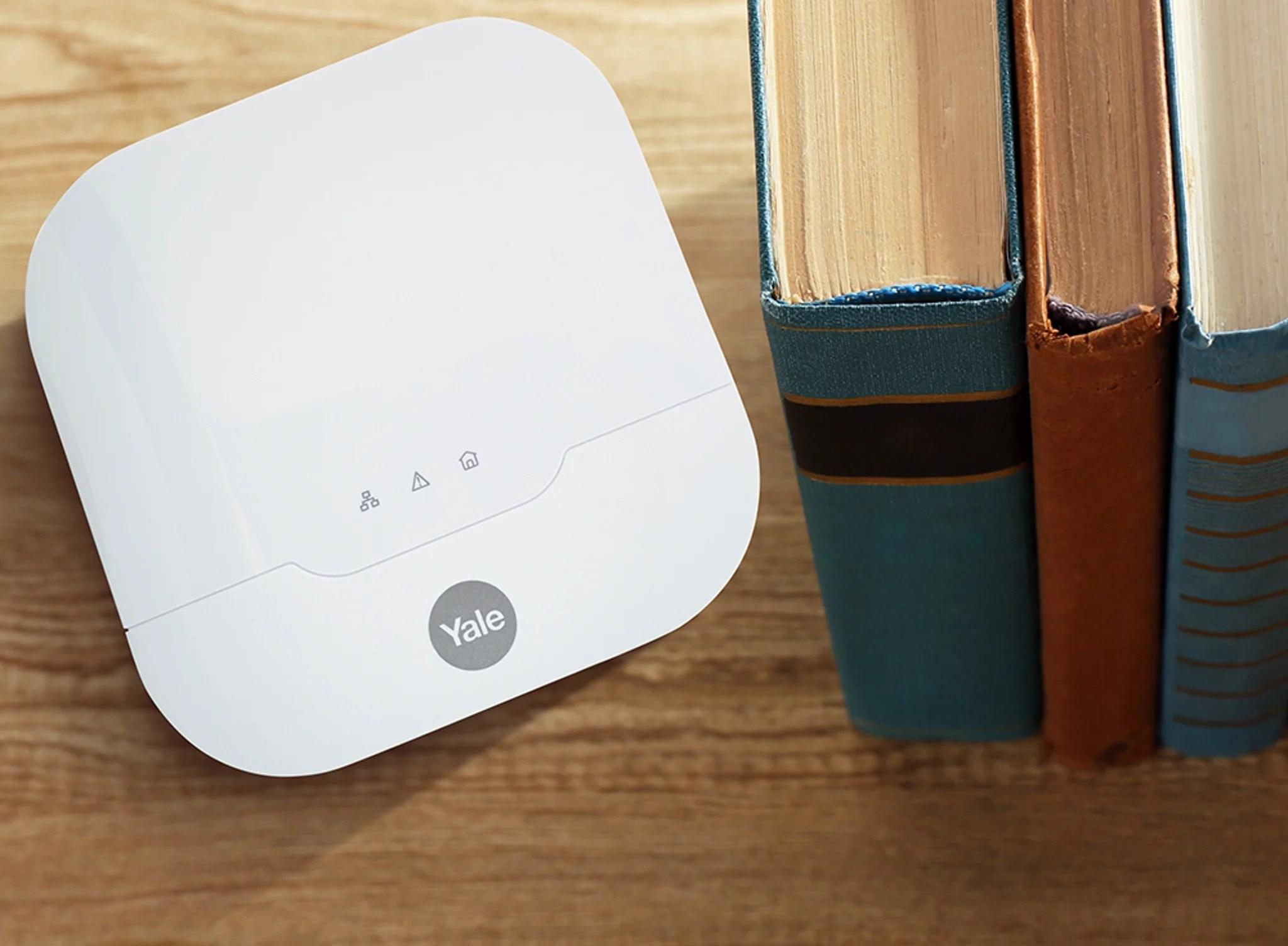 Yale lance Sync, l'alarme connectée qui protège votre maison jusqu'à 200 m