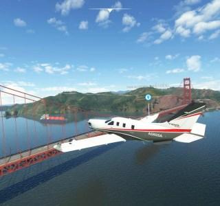 Flight Simulator atterrit sur Xbox Series X∣S : la nouvelle génération tient son très beau jeu