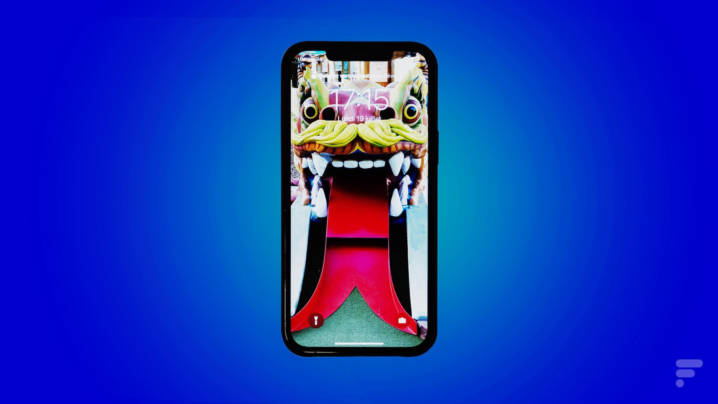 Comment changer son fond d'écran sur iPhone ?