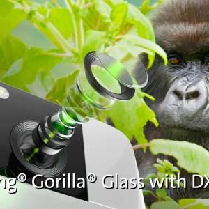 Corning lance un verre Gorilla Glass conçu pour améliorer la qualité photo des smartphones