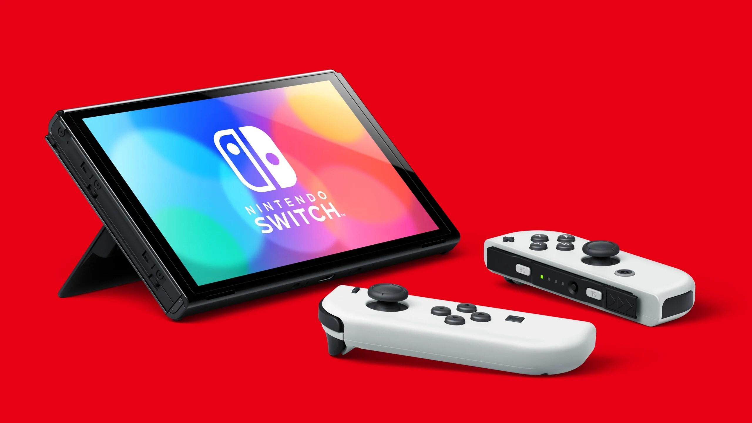 Nintendo Switch OLED : vous êtes une majorité à la trouver surfaite