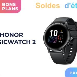 Honor MagicWatch 2 : cette montre connectée ne coûte plus que 83 € lors des soldes