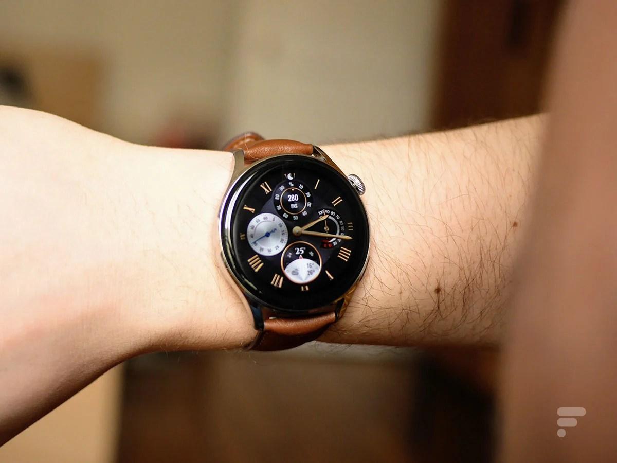 Huawei Watch3: l'élégance d'une montre horlogère, la puissance d'un smartphone