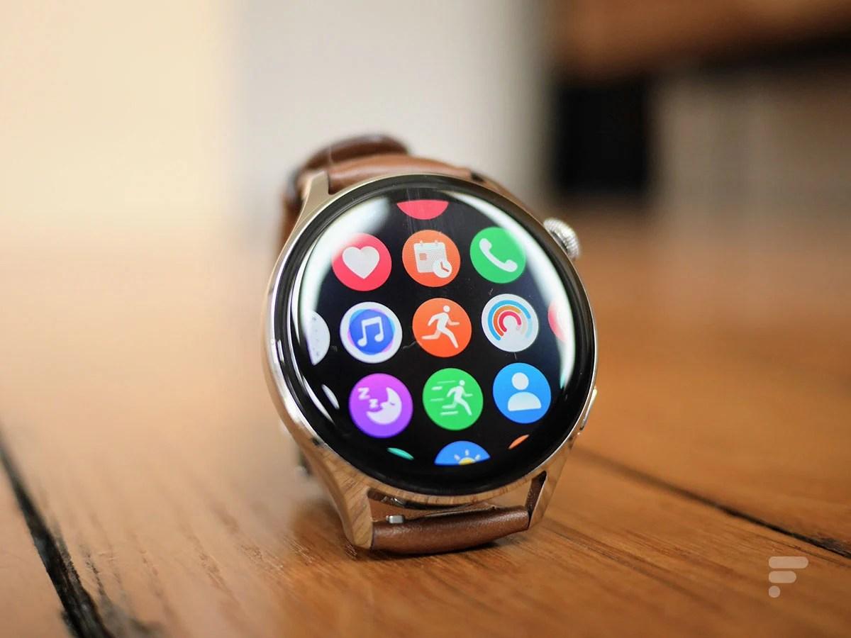 Test de la Huawei Watch 3 : une première montre HarmonyOS élégante et convaincante