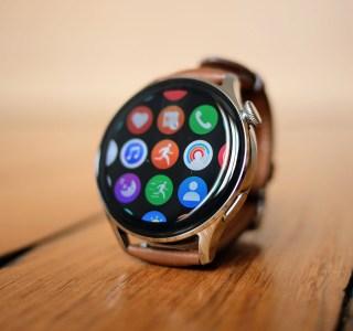 Huawei Watch 3 : la montre sous HarmonyOS est déjà en forte promotion sur Amazon