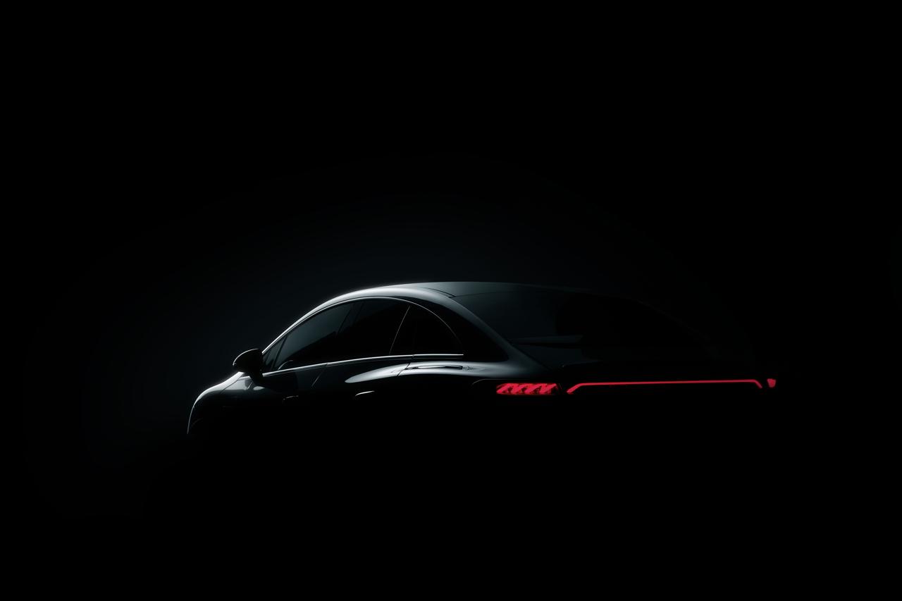 La Mercedes EQE est presque prête à boxer avec la Tesla Model S sur le ring des berlines électriques