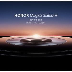 Honor magic 3 : le smartphone premium sera bien présenté le mois prochain