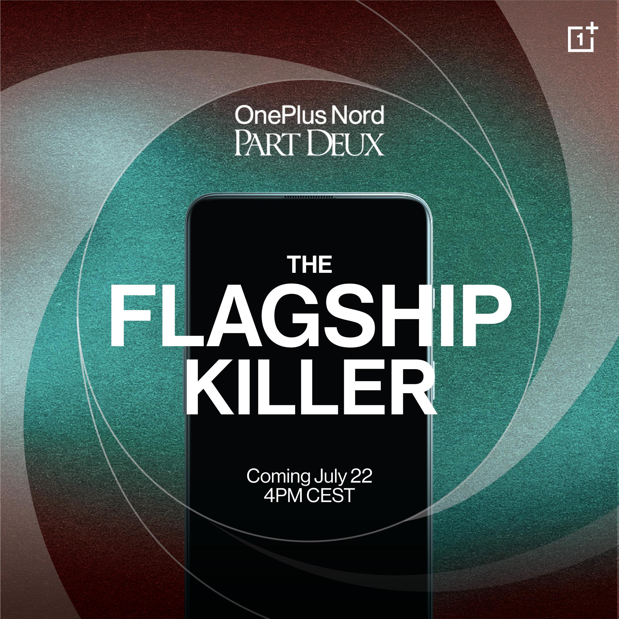 OnePlus Nord2: comment suivre son lancement en direct