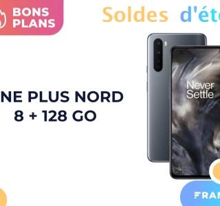 En solde, l'excellent OnePlus Nord 5G est à moins 18 % sur Amazon