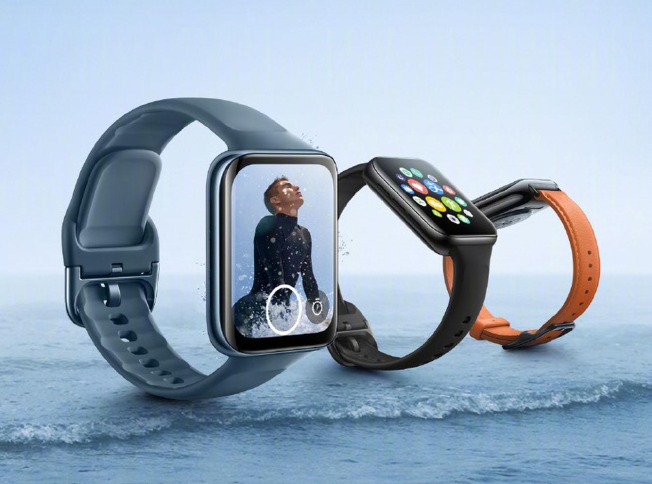 L'Oppo Watch 2 est officielle : autonomie de deux semaines et processeur compatible Wear OS 3
