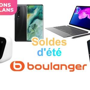Soldes Boulanger : voici les meilleures offres encore disponibles chez le marchand
