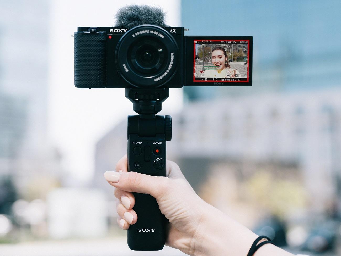 Sony lance un appareil photo idéal pour devenir vidéaste sans se ruiner