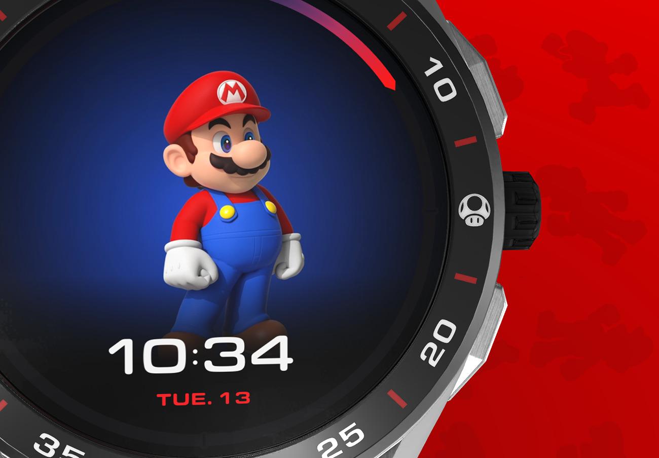 Montre Super Mario, le gaming sur Android 12 et la bourde de Google sur les Pixel 6 – Tech'spresso