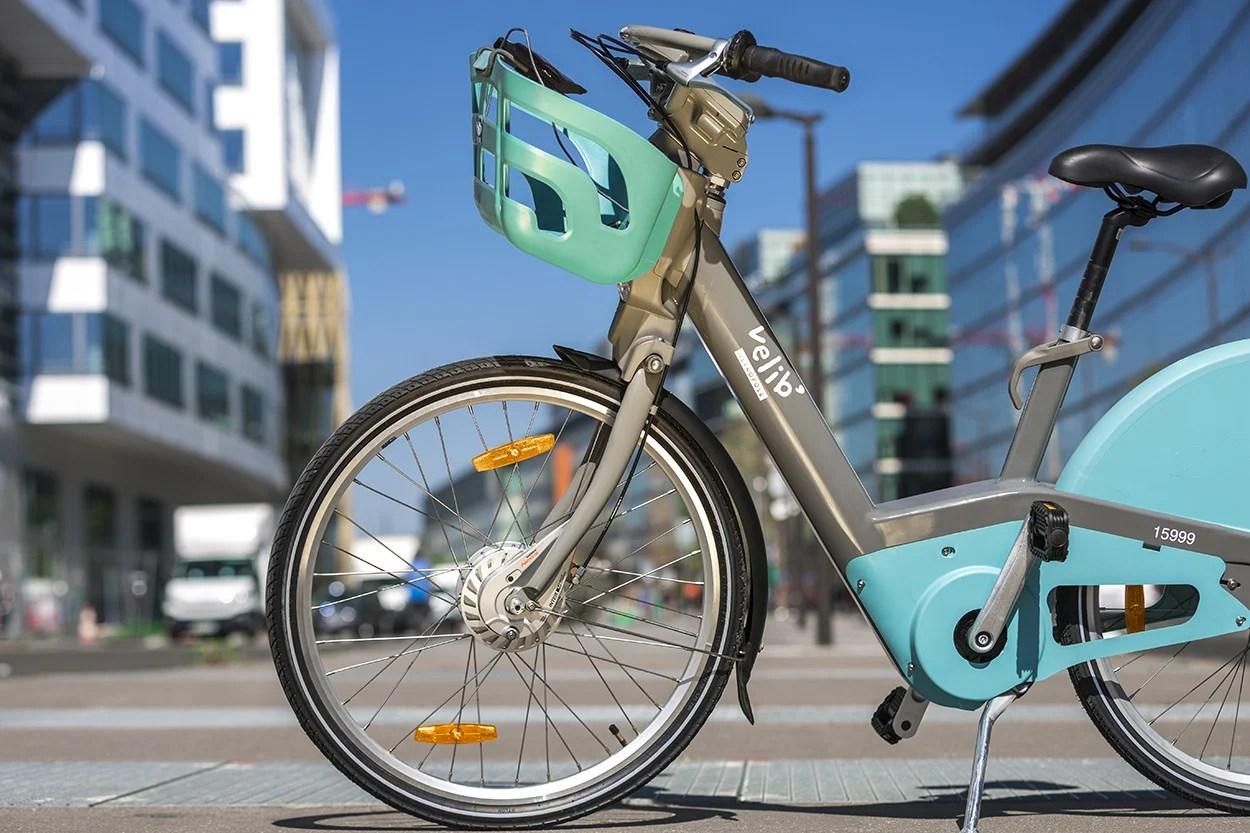 Le prix des Vélib' électriques augmente au 1eraoût: ce qu'il faut savoir