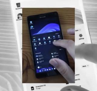 Windows 11 sur un smartphone de 2015, c'est possible, mais pas sur un PC de la même génération