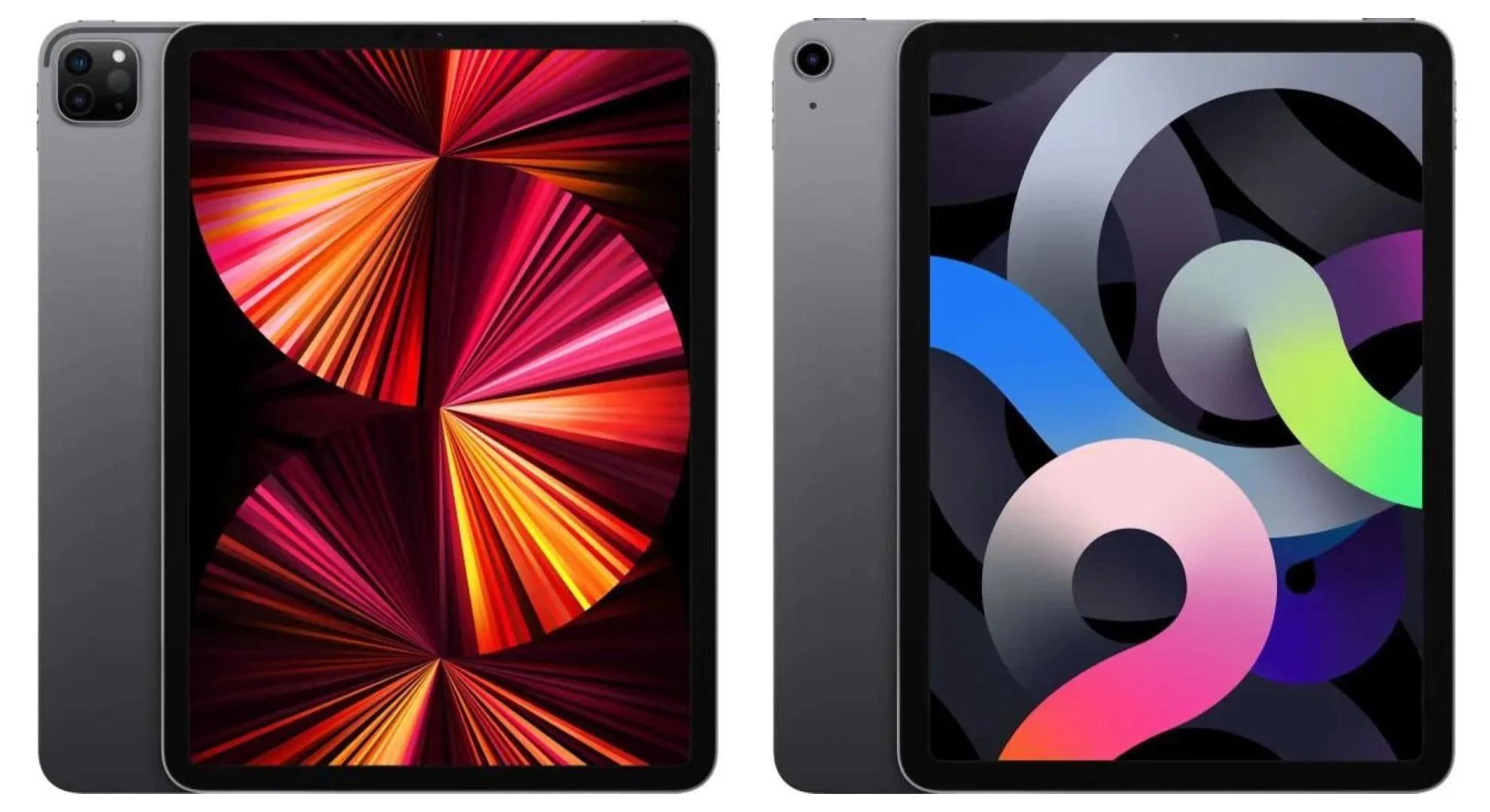 Grâce à un code promo, les iPad Pro 11 M1 et iPad Air 2020 sont nettement moins chers