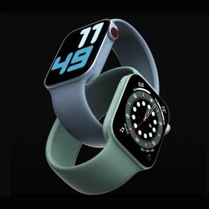 Apple Watch 7 : sûrement la plus grosse surprise de l'Apple Event