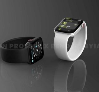 Le comble d'une montre : l'Apple Watch Series 7 serait en retard