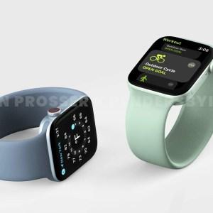 Apple Watch 7 : si vous l'attendez, il faudra être rapide ou patient