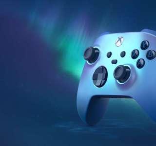 Xbox dévoile une manette inédite aux reflets irisés