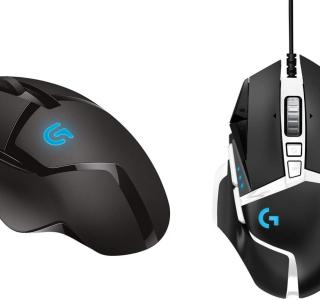 G502 Hero & 402 Hyperion Fury : ces souris gaming sont en promo sur Amazon