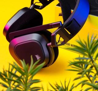 Test du Corsair HS80 RGB Wireless : un casque presque parfait