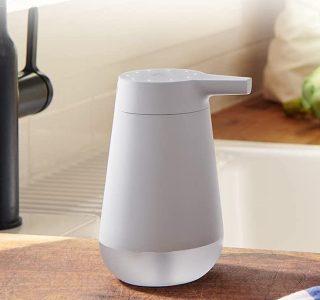 Ce distributeur de savon compte sur Alexa pour vous inciter à vous laver les mains