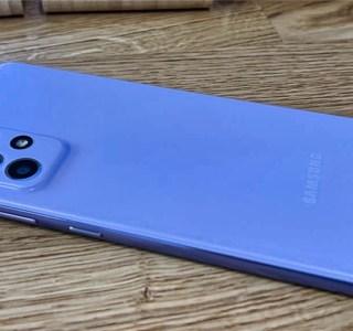 Prise en main du Samsung Galaxy A52s 5G : du beau et du puissant