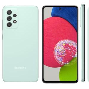 Samsung Galaxy A52s: les premières images du milieu de gamme révélées