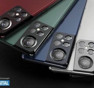Samsung GalaxyS22 Ultra: sa charge ne serait en fait pas si rapide que ça