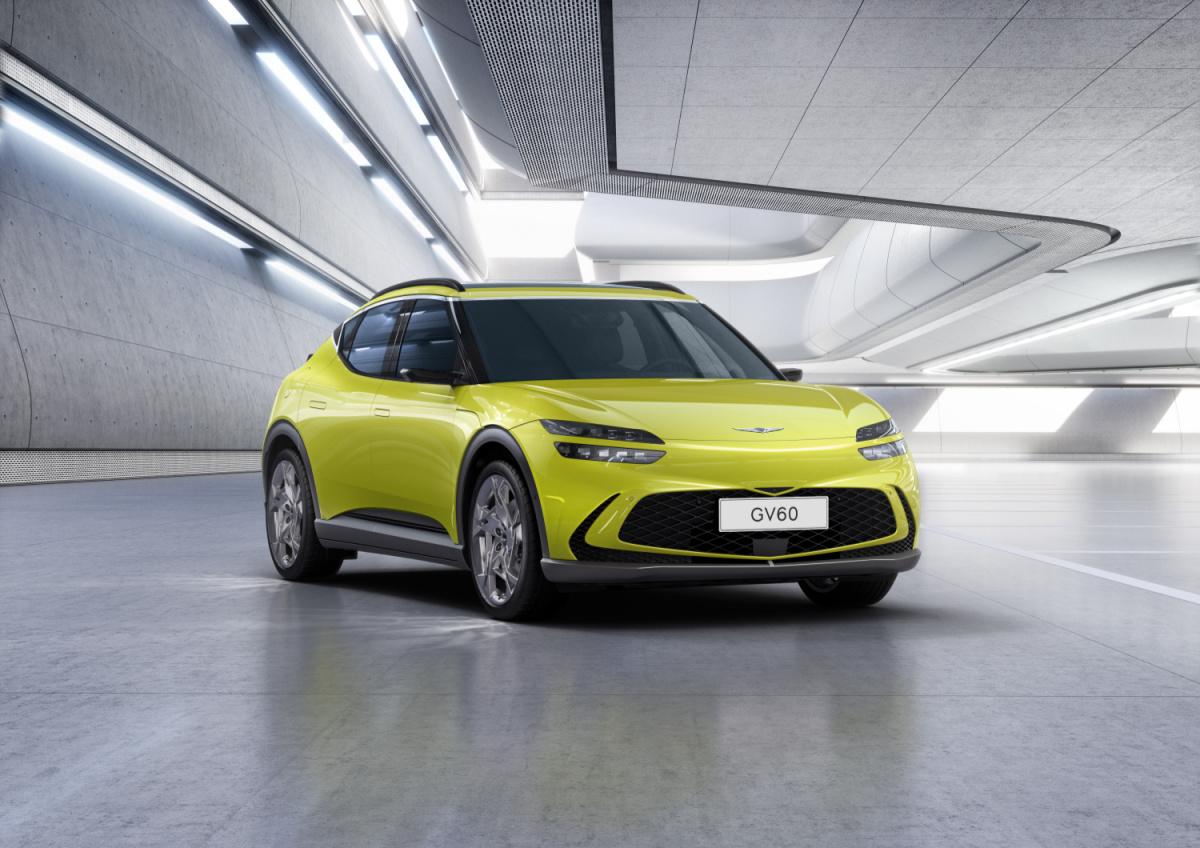 Hyundai: son premier véhicule électrique premium se dote d'une «sphère de cristal» à double fonction