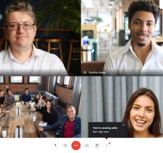 Google Meet va vous avertir lorsque vous cassez les oreilles de vos interlocuteurs