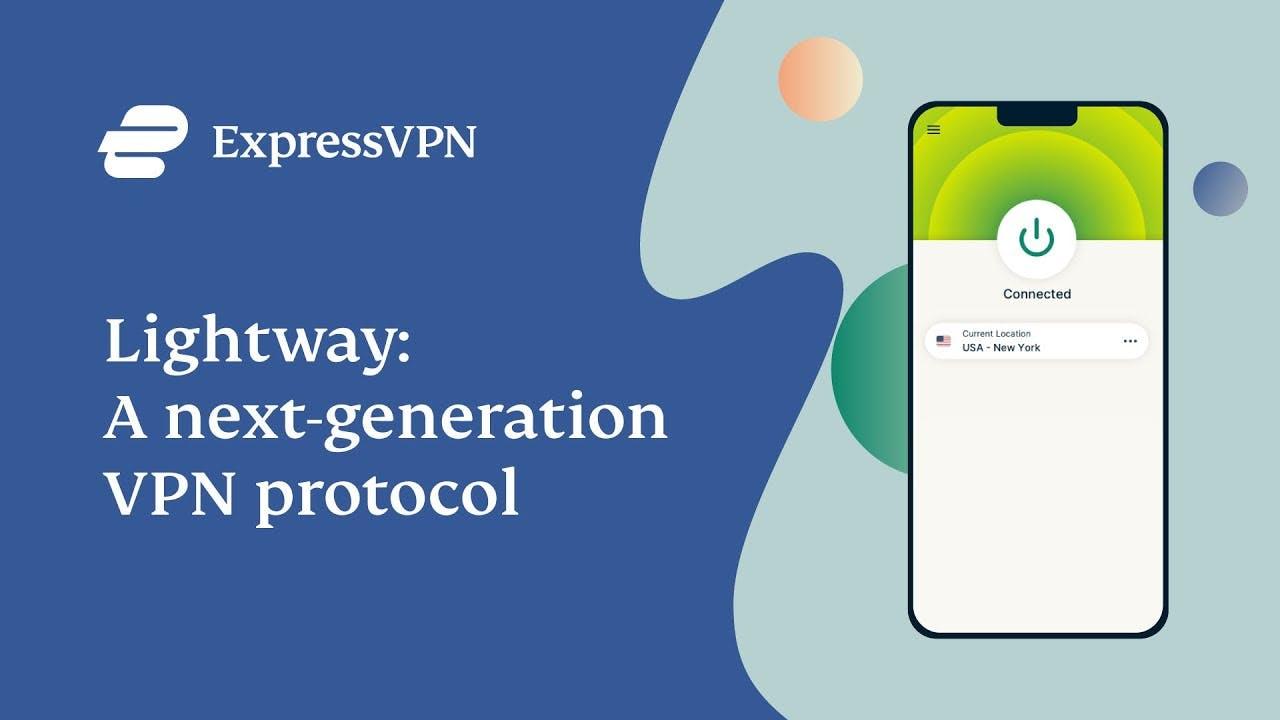 Avec Lightway, ExpressVPN veut rendre son service plus performant et plus ouvert