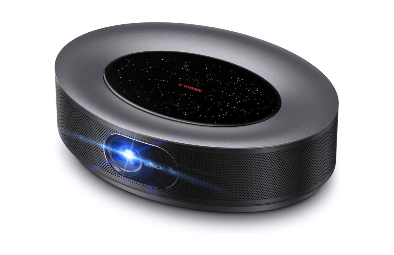 1099 euros, c'est le prix de ce vidéo projecteur 4K (HDR10, Dolby Digital plus) sur Amazon