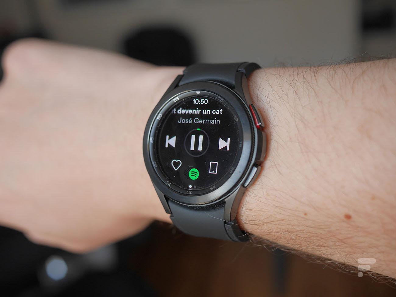 Spotify hors ligne : écoutez des titres sur votre montre Wear OS sans votre smartphone