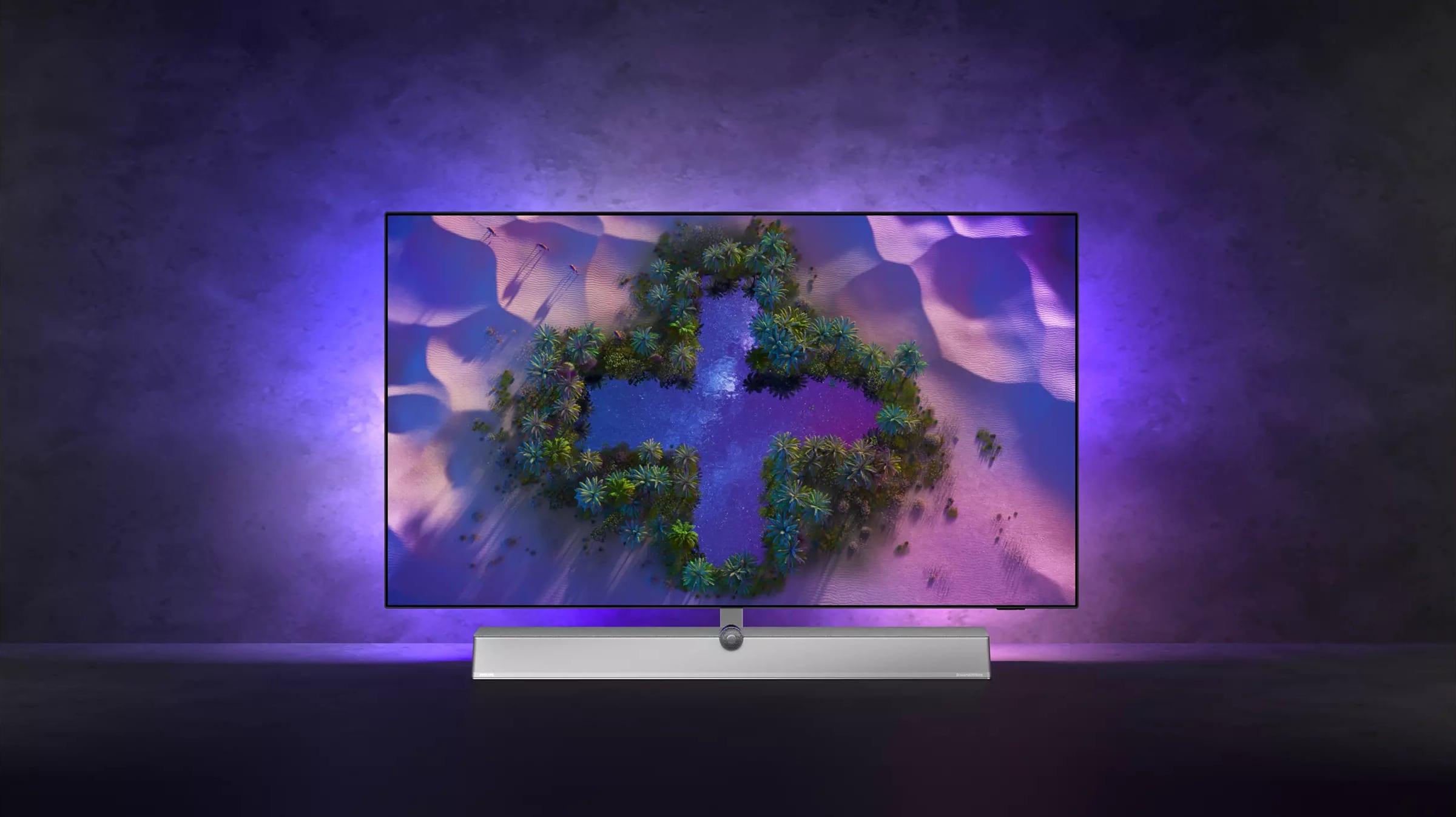 Philips OLED936 : un téléviseur haut de gamme axé sur le jeu vidéo
