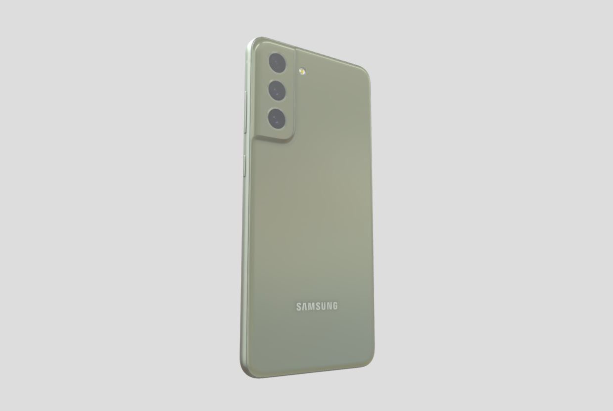 Samsung Galaxy S21 FE : vous n'aurez pas un meilleur rendu avant sa sortie