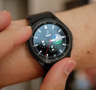Test de la Samsung Galaxy Watch 4 Classic : entre tradition et modernité