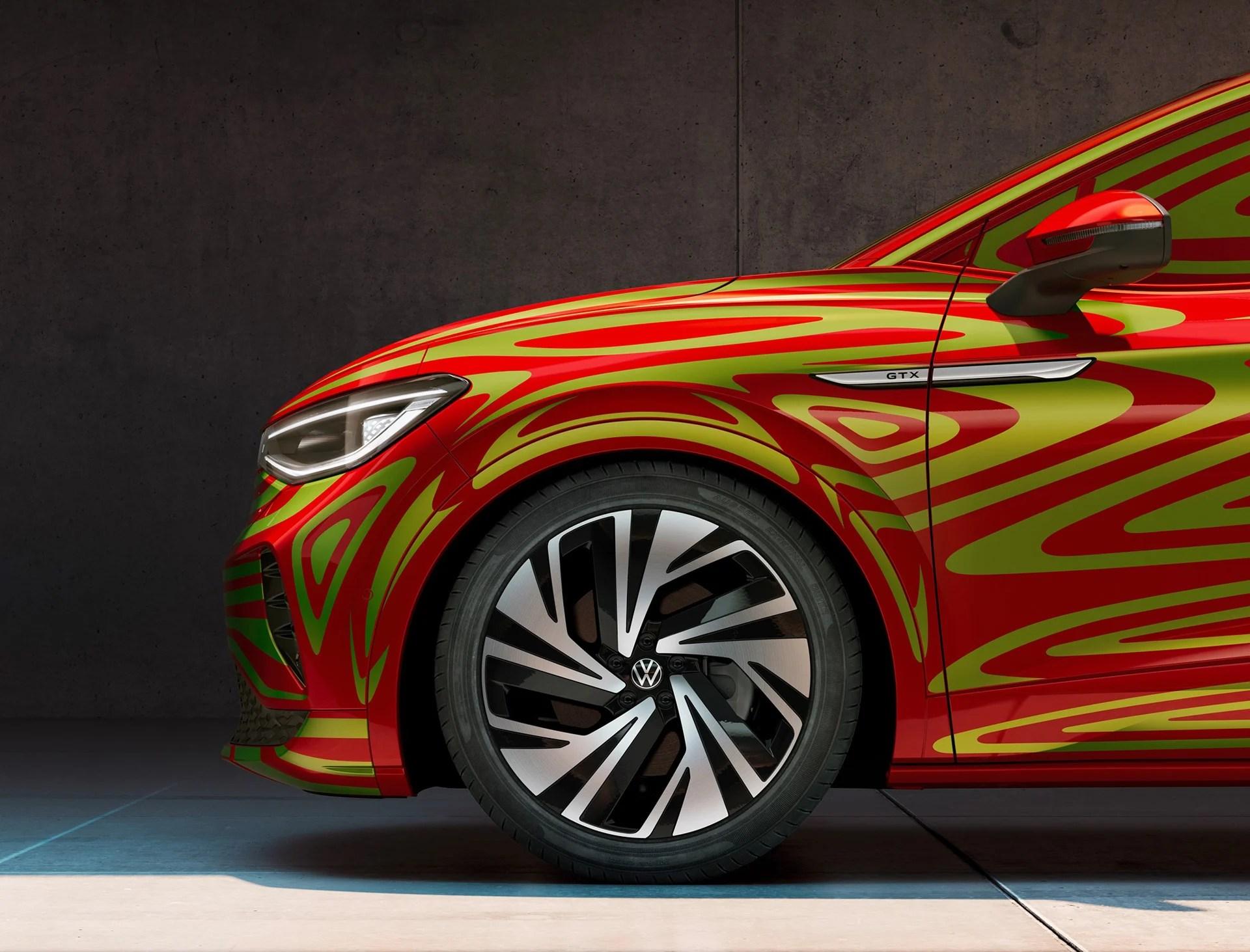 Volkswagen ID.5 : voici de nouveaux détails sur le prochain SUV coupé électrique