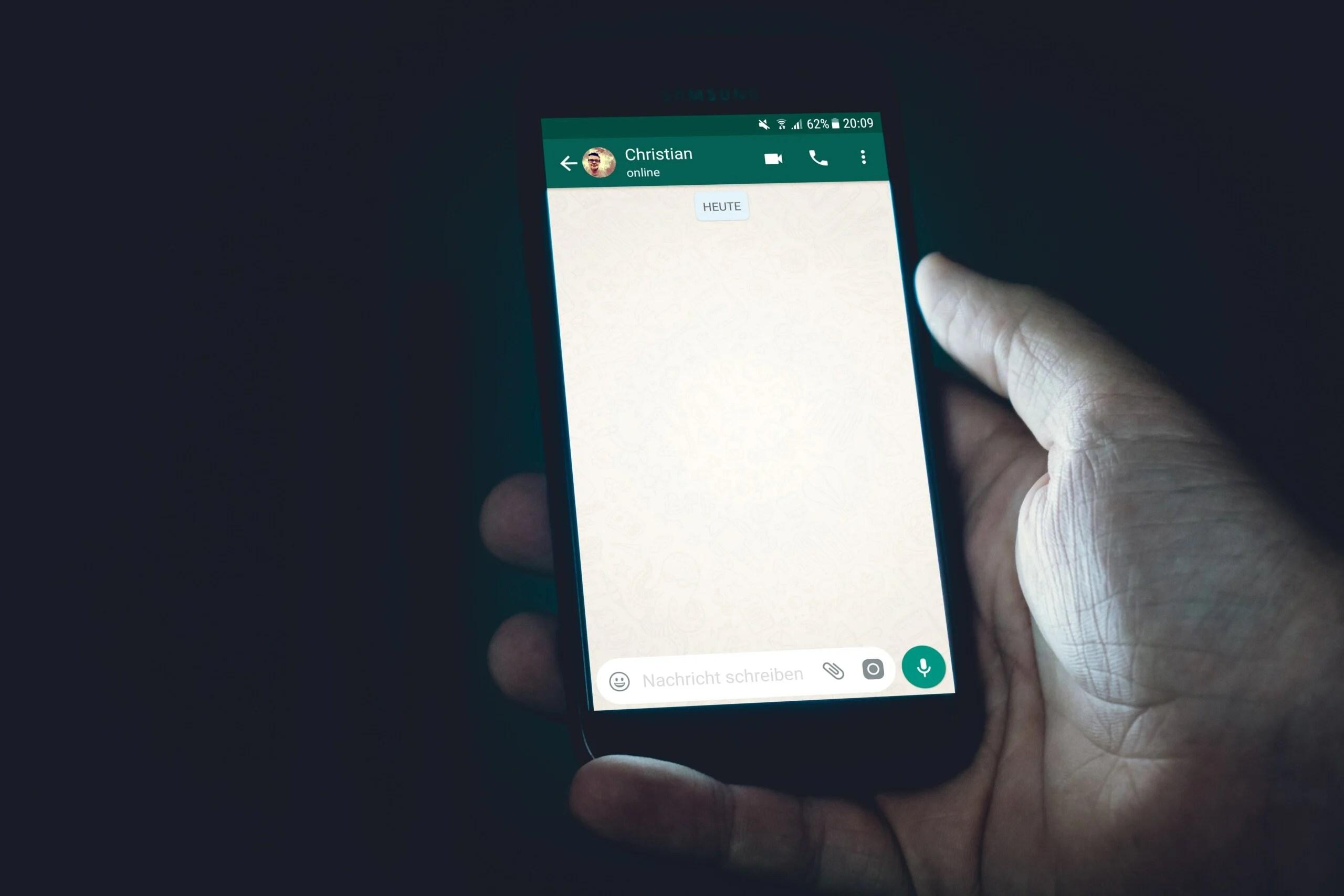 WhatsApp : la suppression automatique de messages va être encore plus pratique