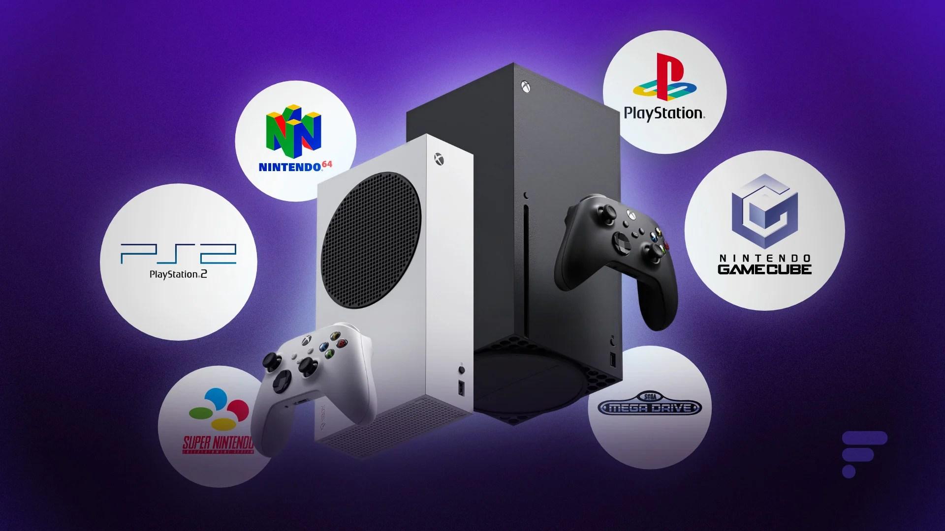 Xbox Series X | S : la machine idéale pour le rétrogaming ? On a testé Rétroarch et les émulateurs