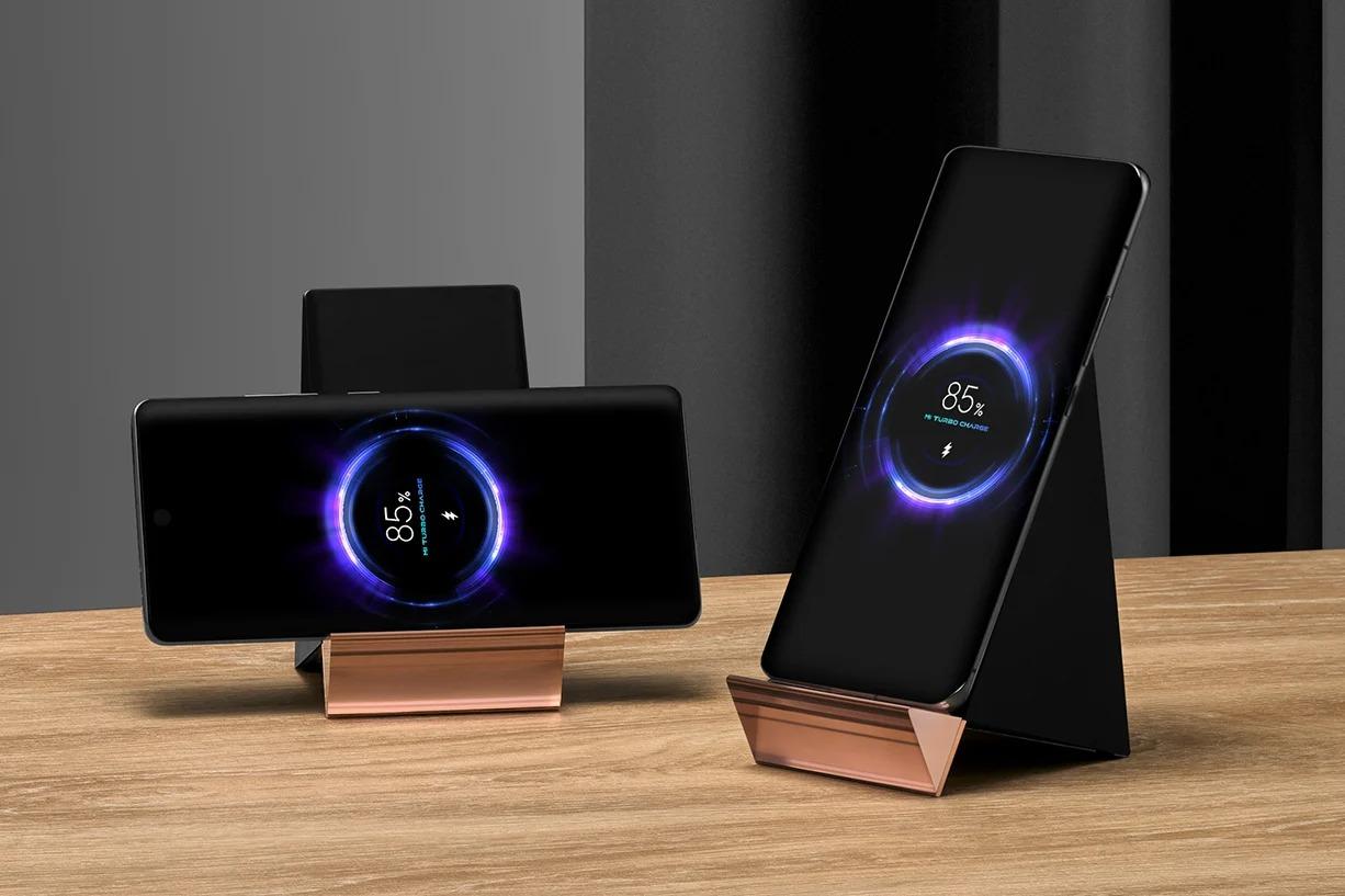 Xiaomi lance son nouveau chargeur sans-fil: 100 W de puissance