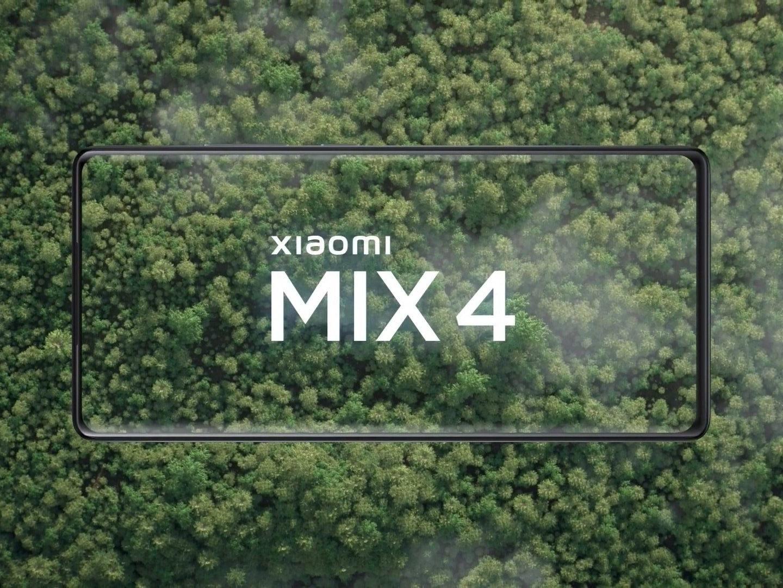 Xiaomi Mi Mix 4 : sa fiche technique complète révélée avant l'heure