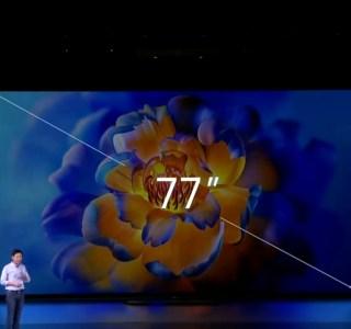 Xiaomi OLED V21 : un téléviseur 4K gigantesque pour les gamers