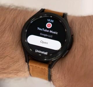 YouTube Music pour Wear OS est enfin disponible, mais pas pour toutes les montres