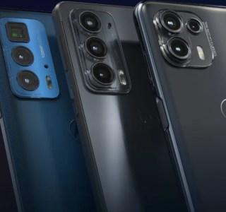Jusqu'à 100 € de réduction pour la toute nouvelle gamme Edge 5G de Motorola