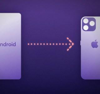 Passer d'Android à l'iPhone : comment transférer ses comptes, photos, contacts et applications