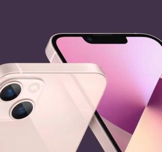 iPhone 13 : une encoche plus petite, mais pas plus d'informations à l'écran